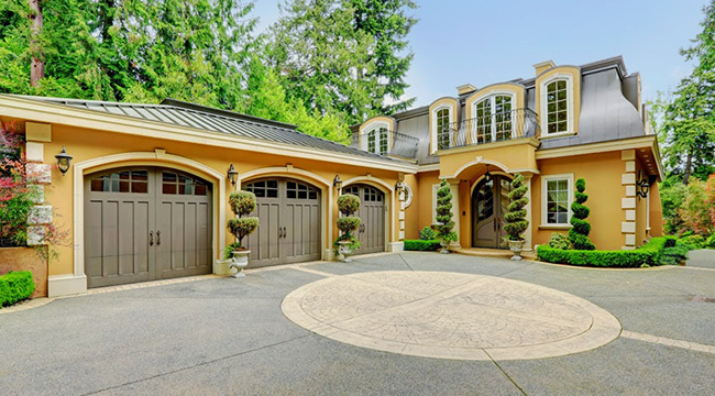 Stucco Home Painting Sure Guard 650×360